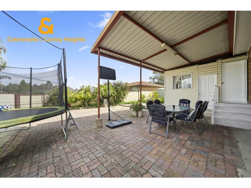 50 DRANSFIELD ROAD, Edensor Park NSW 2176