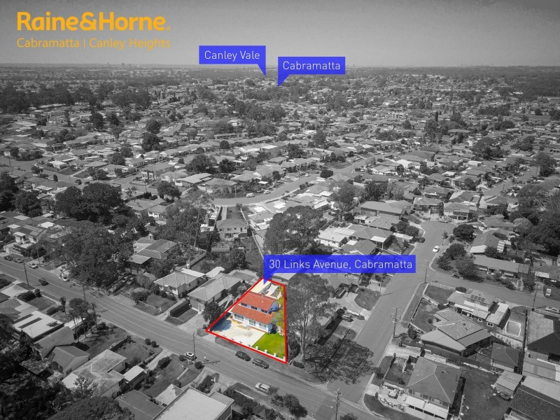 30 LINKS AVENUE, Cabramatta NSW 2166