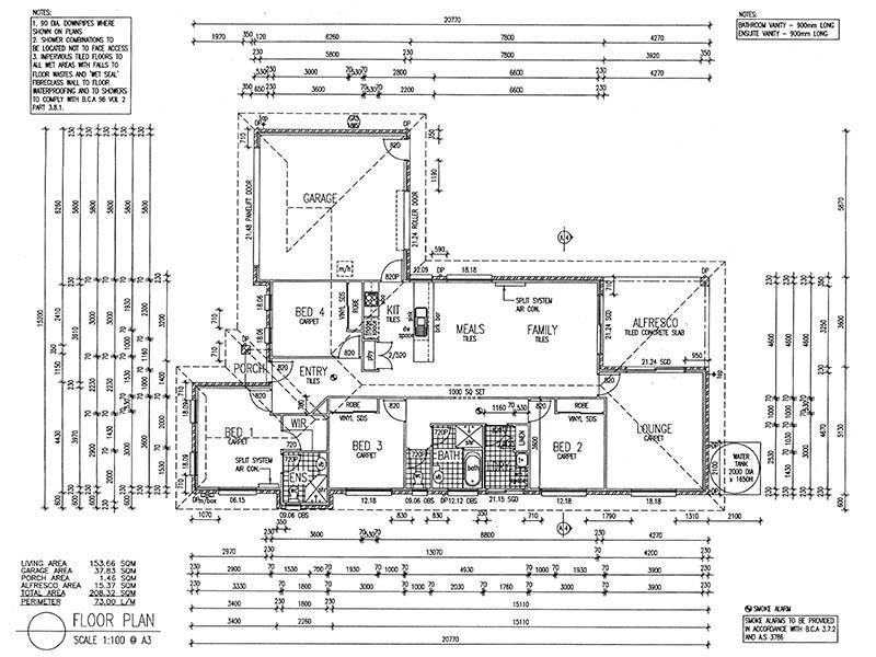 28 Brigid Boulevarde, Augustine Heights QLD 4300 Floorplan