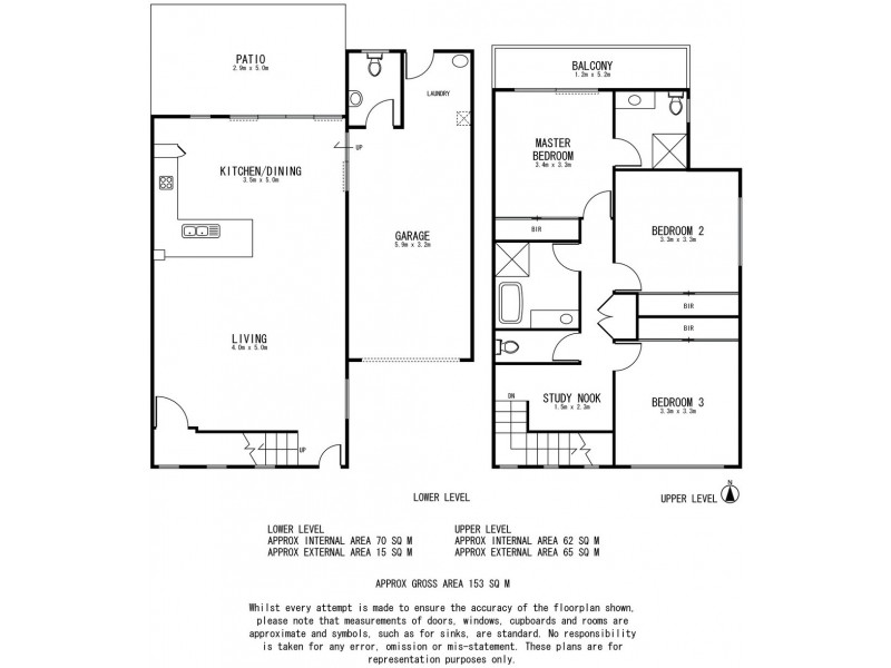 2/13 Venning Street, Everton Park QLD 4053 Floorplan