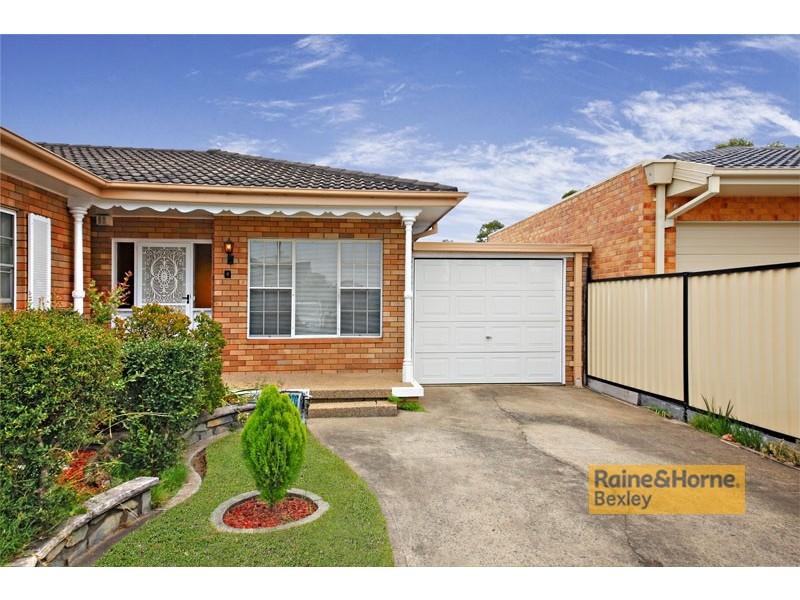 4/69  Albert St, Bexley NSW 2207