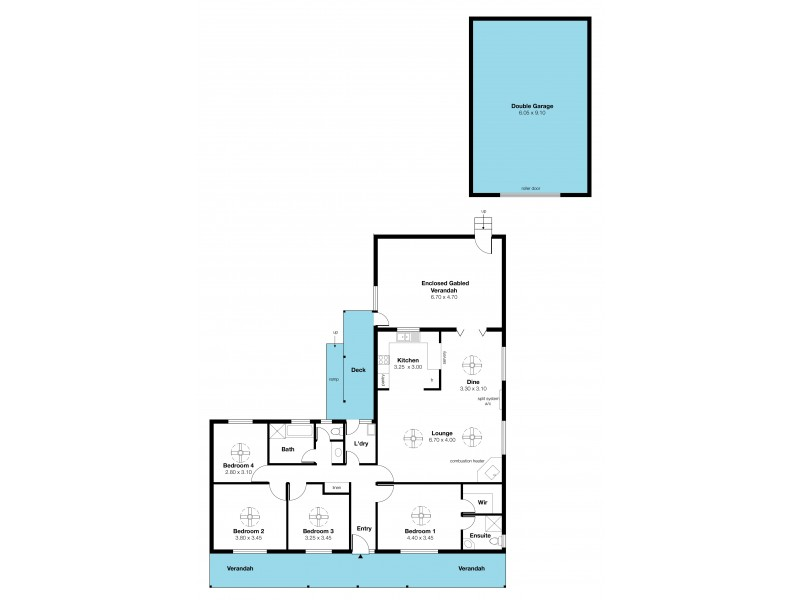 276 Aldinga Beach Road, Aldinga Beach SA 5173 Floorplan