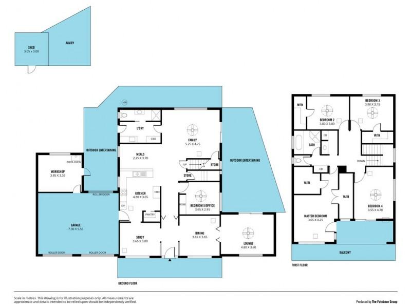 29 Kimber Street, Aldinga Beach SA 5173 Floorplan