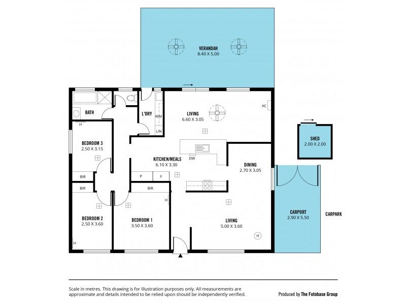 4 Kuantan Drive, Aberfoyle Park SA 5159 Floorplan