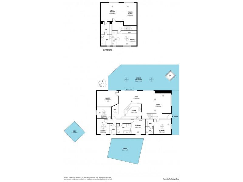 11 Tamarind Walk, Aberfoyle Park SA 5159 Floorplan