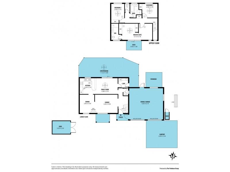 104 Homestead Drive, Aberfoyle Park SA 5159 Floorplan
