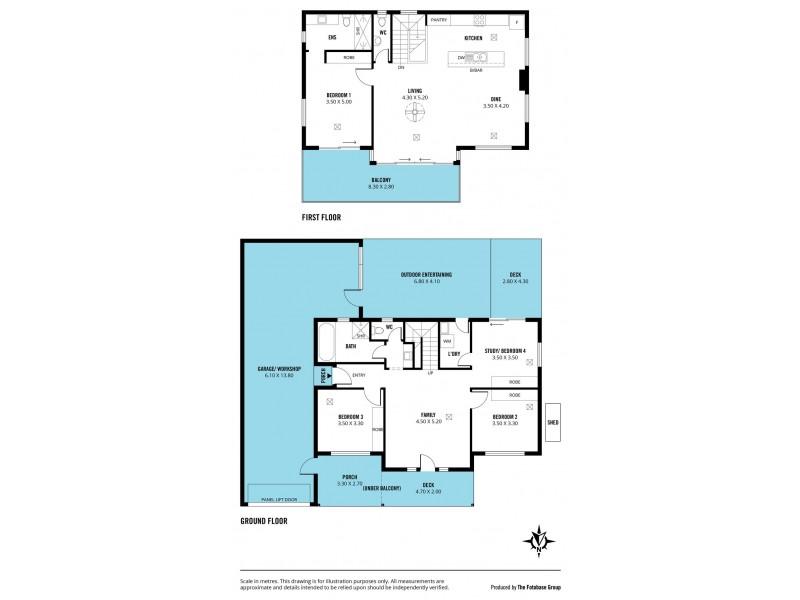 21 Bollard Street, Seaford SA 5169 Floorplan