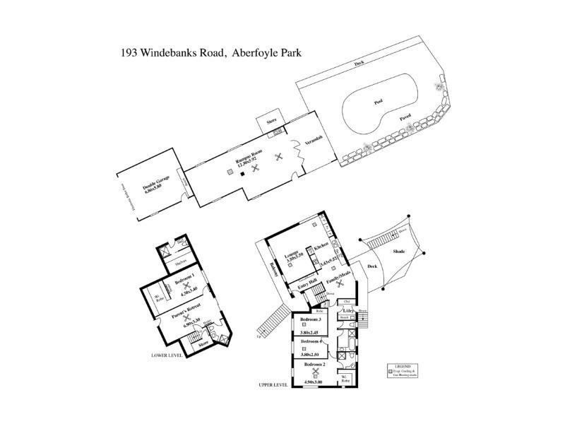 193 Windebanks Road, Aberfoyle Park SA 5159 Floorplan