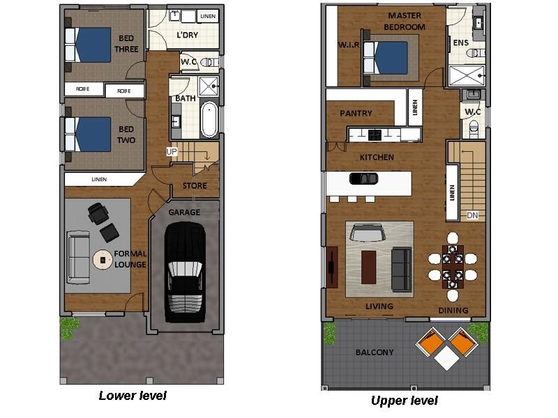 2 Martin Place, Christies Beach SA 5165 Floorplan