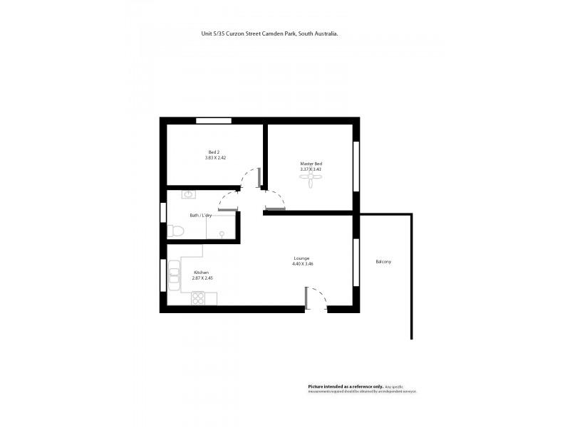 5-35 Curzon Street, Camden Park SA 5038 Floorplan