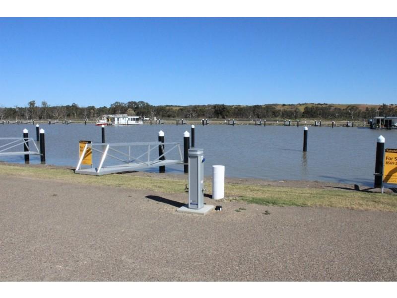 Berth No. 17 (Lot 22) Pelican Drive, Mannum Waters Marina, Mannum SA 5238