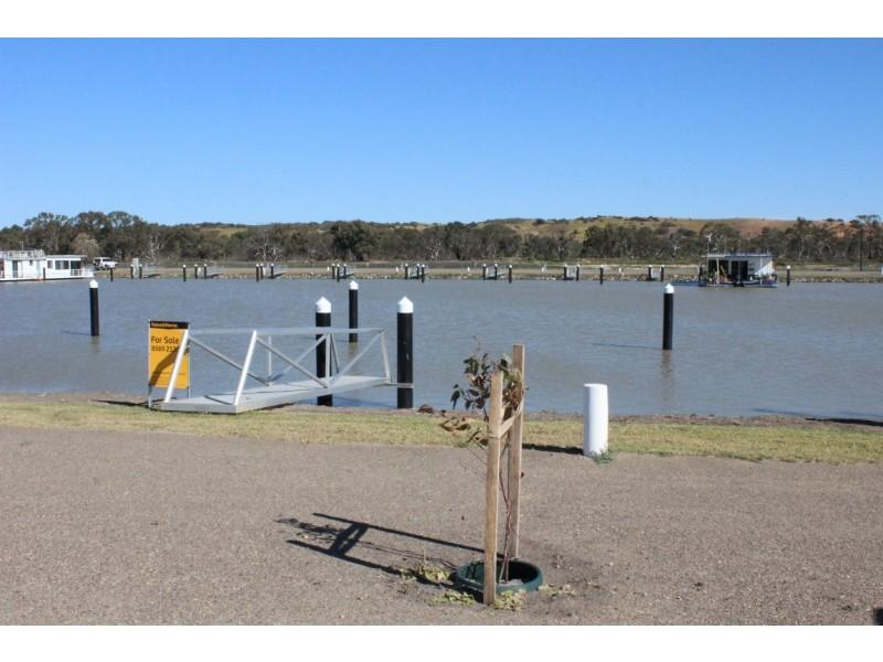 Berth No. 18 (Lot 23) Pelican Drive, Mannum Waters Marina, Mannum SA 5238