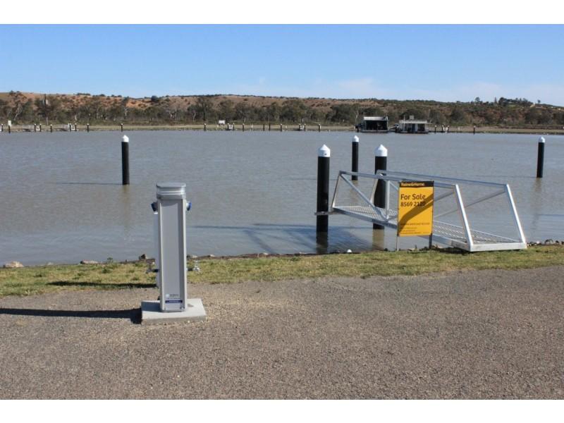 Berth No. 39 (Lot 44) Pelican Drive, Mannum Waters Marina, Mannum SA 5238