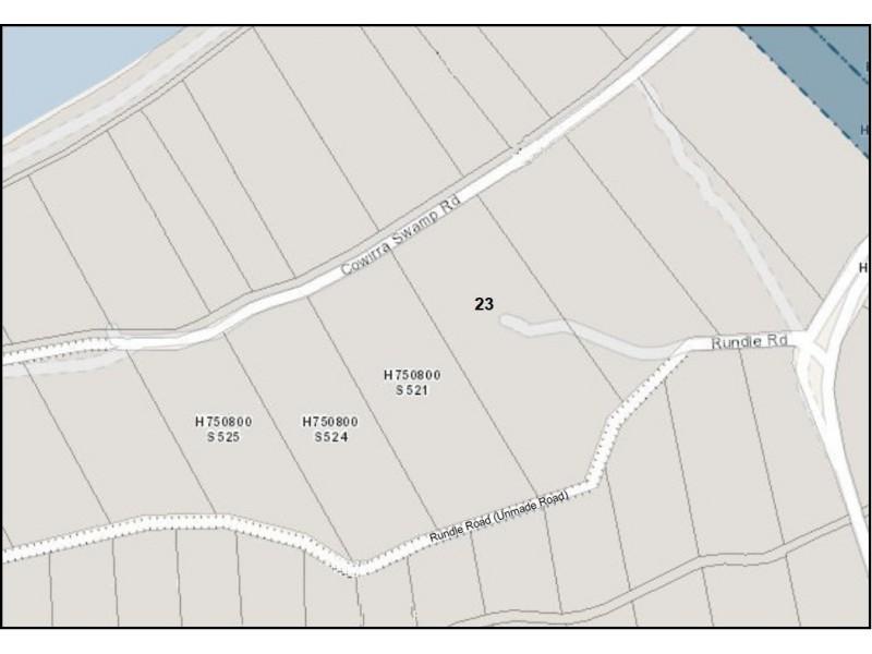 Sections 521,524,525 Rundle Road COWIRRA via, Mannum SA 5238