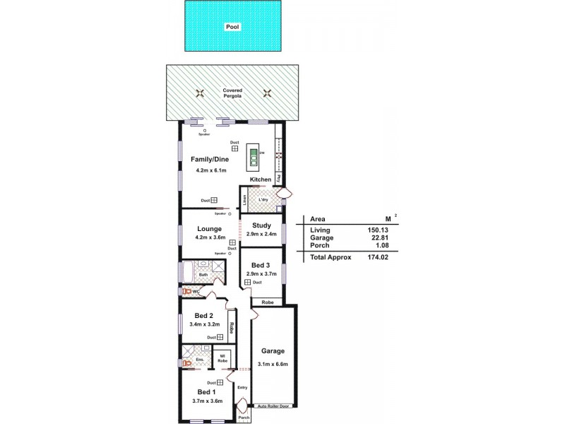 29a Murray Street, Salisbury SA 5108 Floorplan