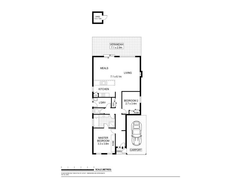 10 Liepin Close, Andrews Farm SA 5114 Floorplan