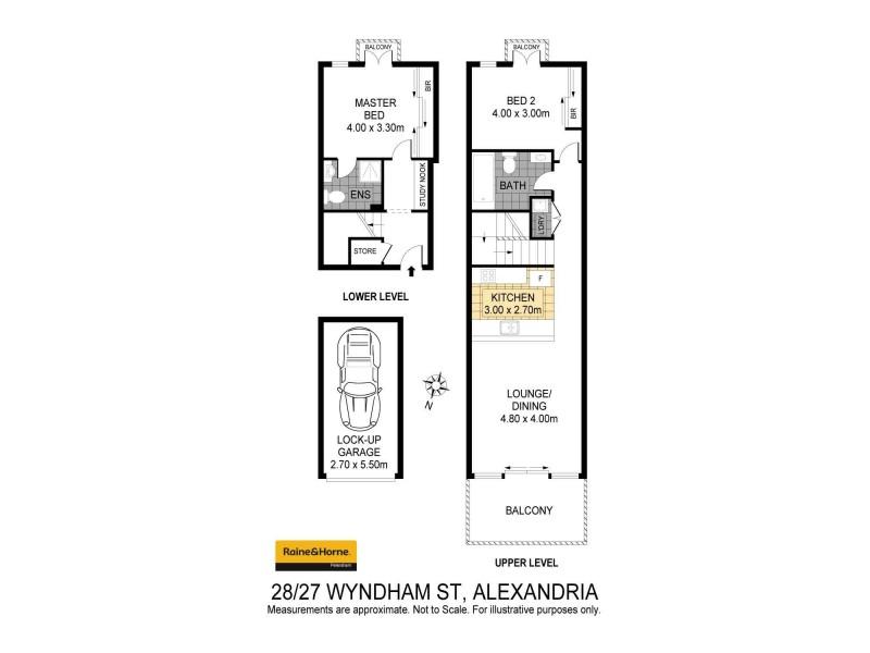 28/27 Wyndham Street, Alexandria NSW 2015