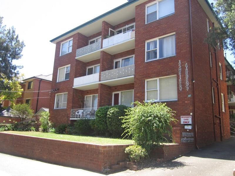 16/31 Elizabeth Street, Ashfield NSW 2131