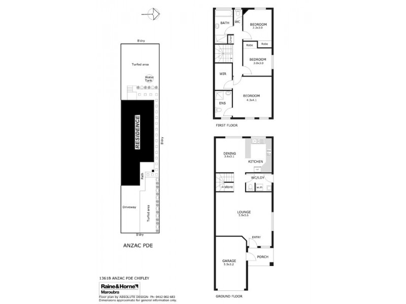 1361 Anzac Parade, Chifley NSW 2036