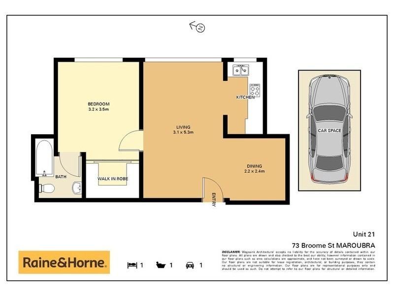 21/73 Broome Street, Maroubra NSW 2035