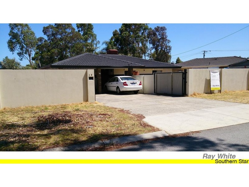 18 Faraday Street, Camillo WA 6111