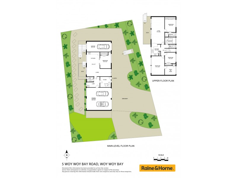 5 Woy Woy Bay Road, Woy Woy Bay NSW 2256 Floorplan