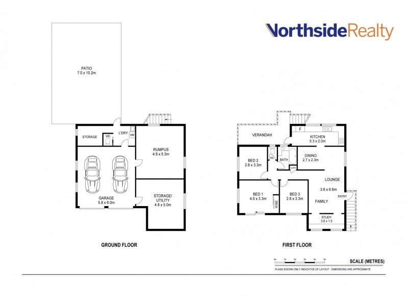 20 Keong Rd, Albany Creek QLD 4035 Floorplan