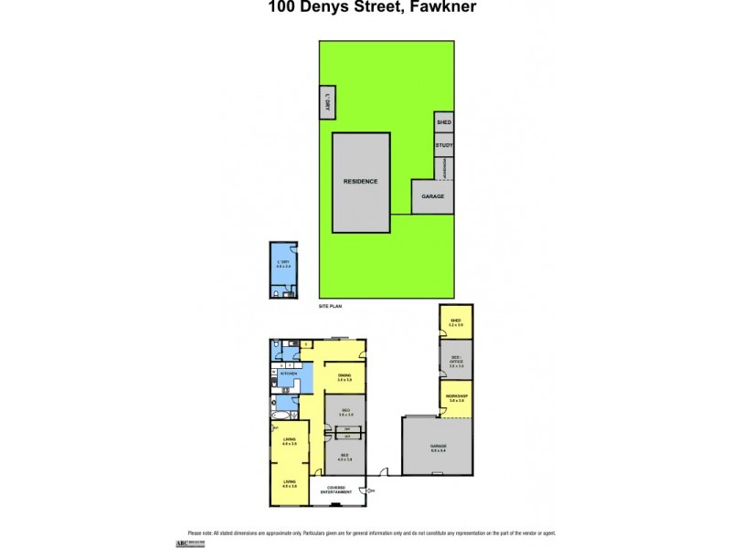 100 Denys Street, Fawkner VIC 3060 Floorplan