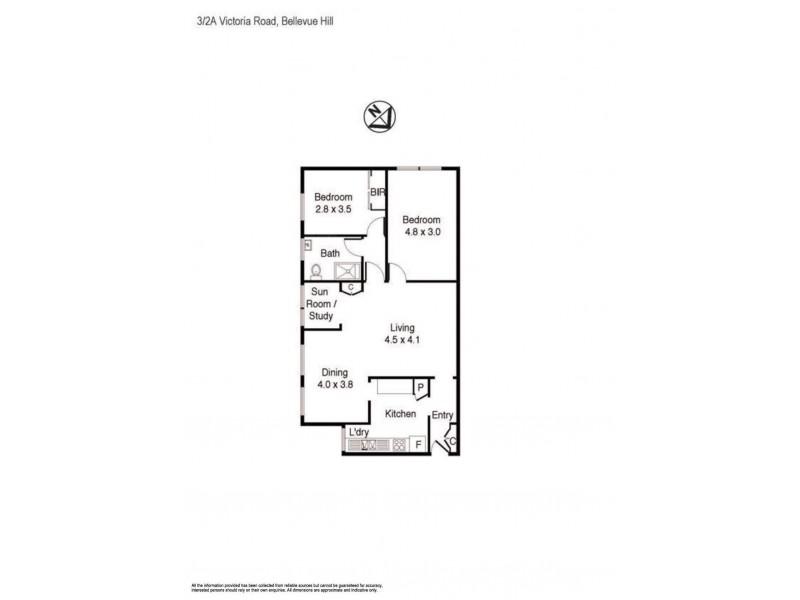 Bellevue Hill NSW 2023 Floorplan