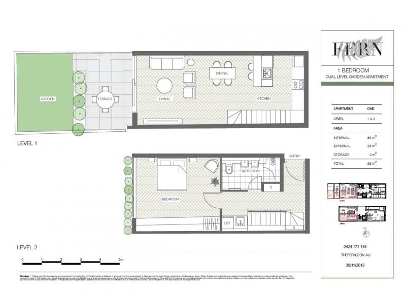 7 Wyndham Street, Alexandria NSW 2015 Floorplan