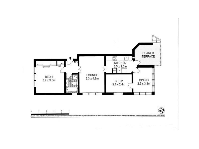 4/26 Eastern Avenue, Dover Heights NSW 2030 Floorplan