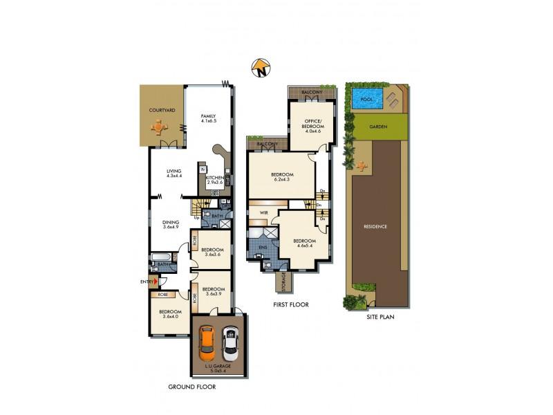 4 Vale Street, Clovelly NSW 2031 Floorplan