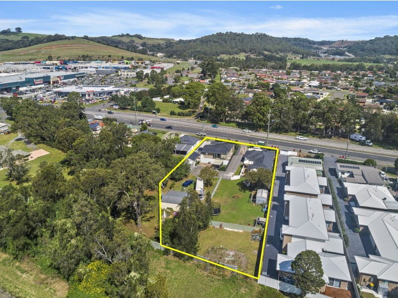 351 and 353 Princes Highway, Albion Park Rail NSW 2527