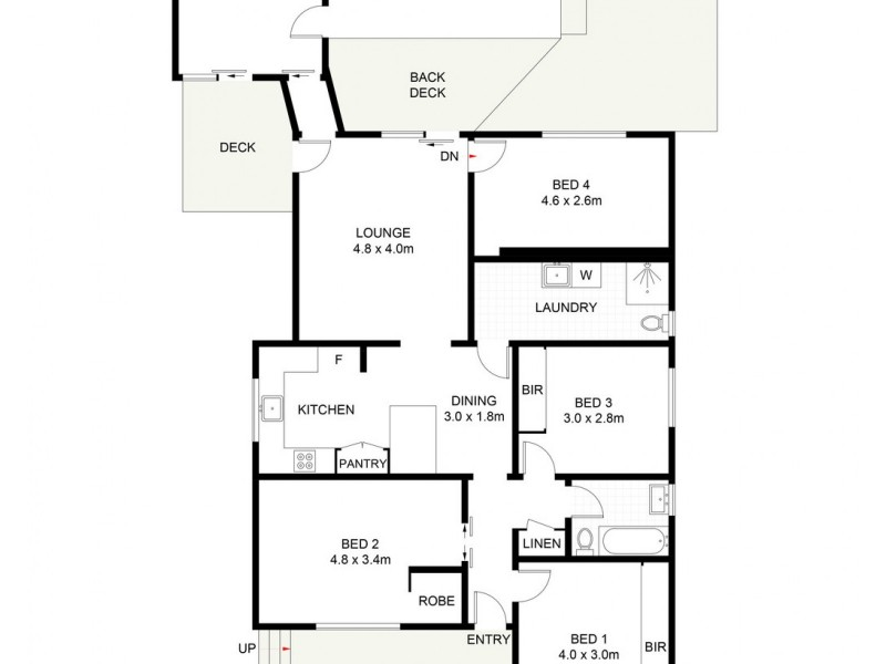 11 William Avenue, Warilla NSW 2528 Floorplan