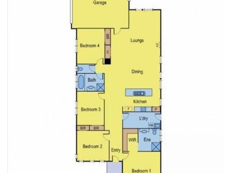 5 Altitude Drive, Doreen VIC 3754 Floorplan
