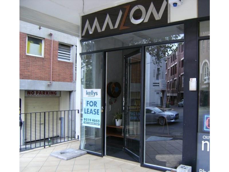 Shop 1/256 Crown Street, Darlinghurst NSW 2010