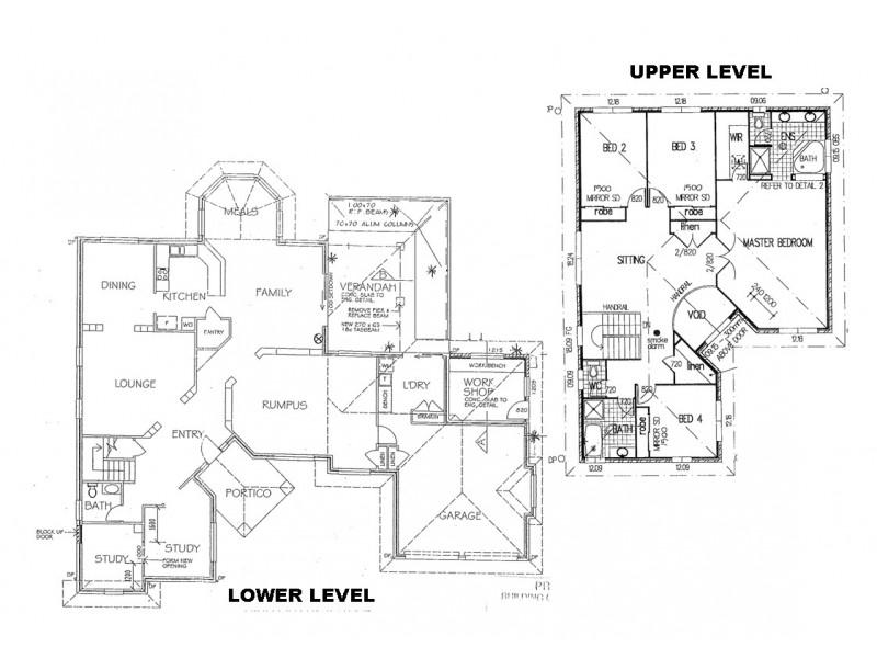 14 Havenwood Court, Albany Creek QLD 4035 Floorplan