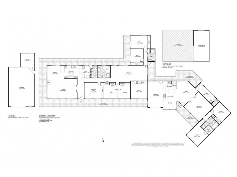 33 Gooriwa Road, Holgate NSW 2250 Floorplan
