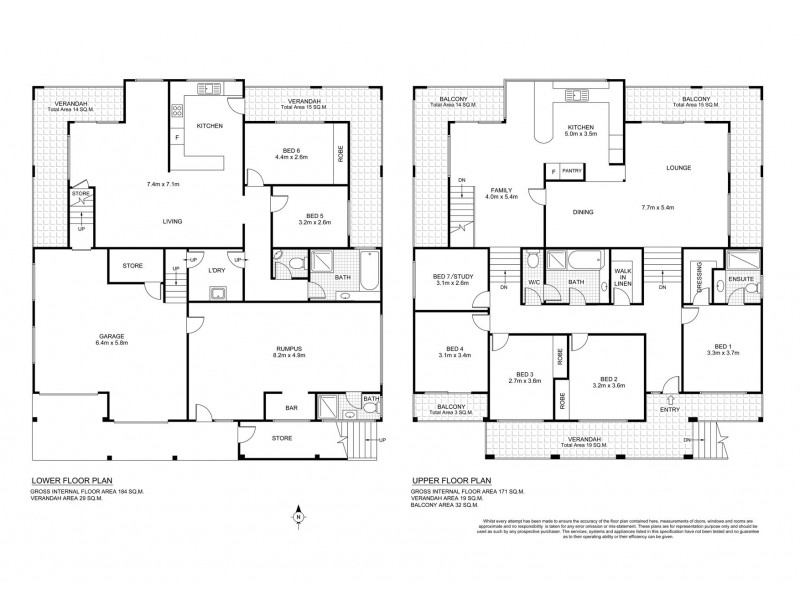 1and2/11 Childs Close, Green Point NSW 2251 Floorplan