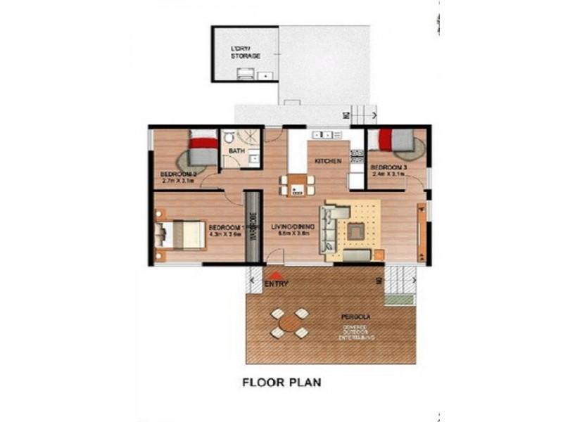 68 Kiparra Street, Pymble NSW 2073 Floorplan