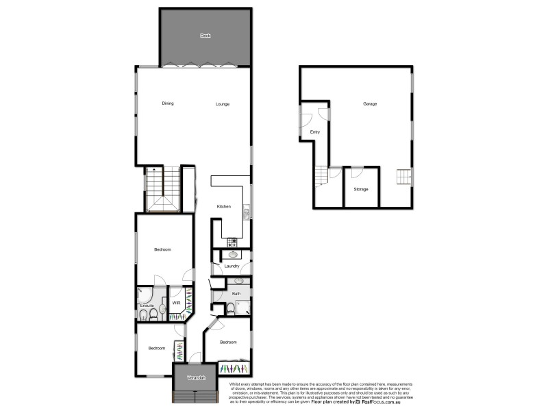 78 Montpelier Street, Grange QLD 4051 Floorplan