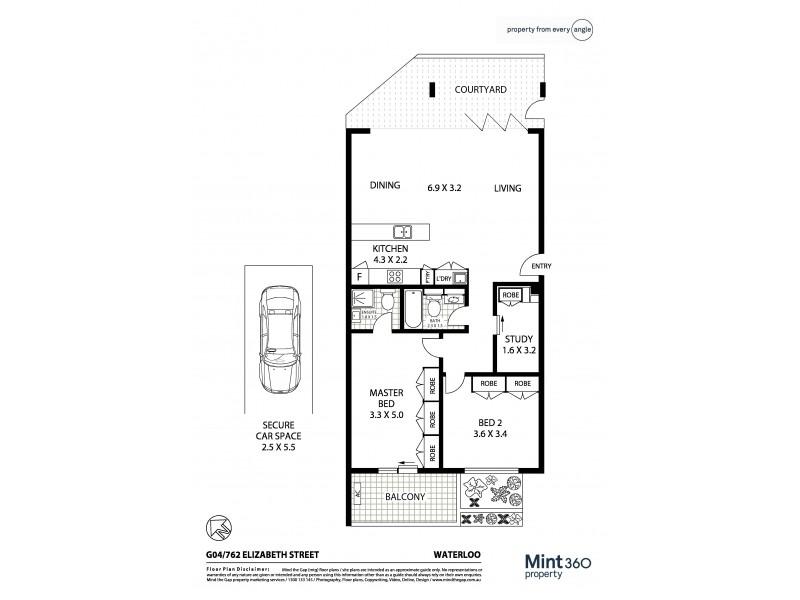 G04 762 768 elizabeth street waterloo nsw 2017 for 111 elizabeth street floor plan