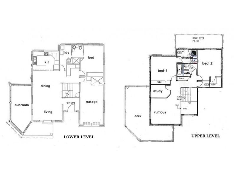 20 Orchid Drive, Burrum Heads QLD 4659 Floorplan