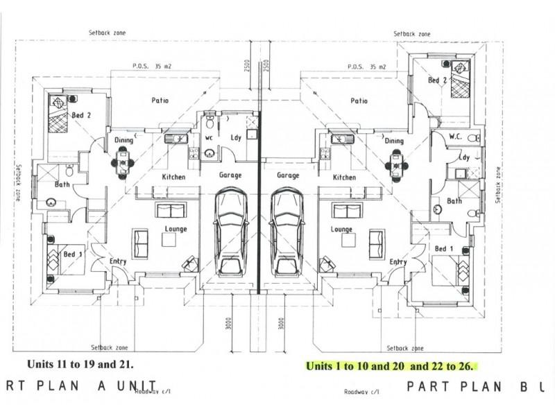 23/142-146 Elizabeth Street, Urangan QLD 4655 Floorplan