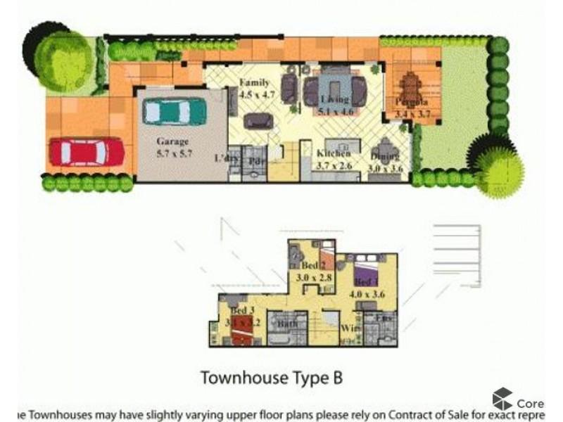 38/29 Stephenson Street, Pialba QLD 4655 Floorplan
