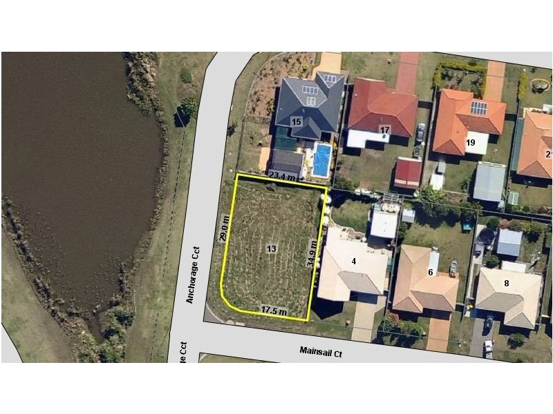 13 Anchorage Circuit, Point Vernon QLD 4655