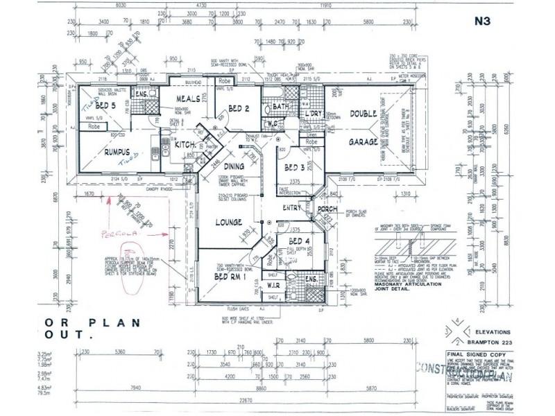 67 Yarrilee Circuit, Dundowran QLD 4655 Floorplan