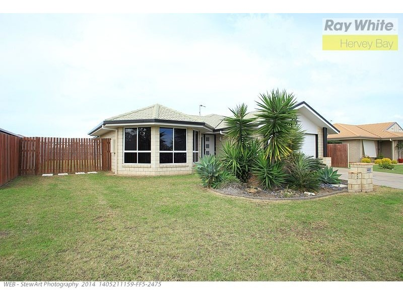 5 Lambour Court, Point Vernon QLD 4655