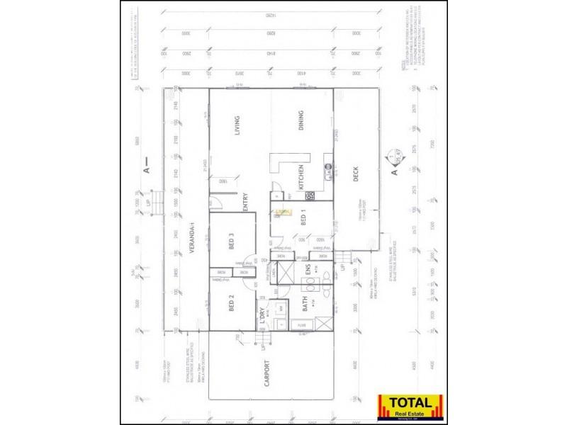 6 Renown Court, Cooloola Cove QLD 4580 Floorplan