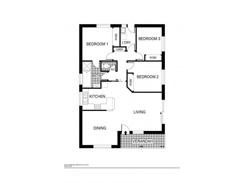 9 Igera Place, Ngunnawal ACT 2913 Floorplan